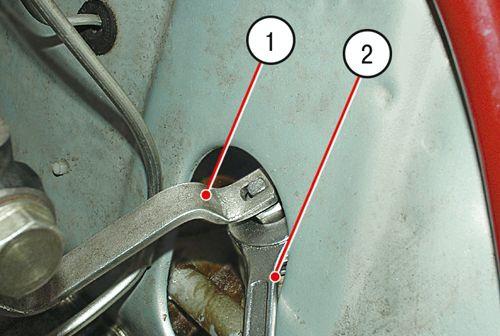 Как заменить пружины передней подвески ВАЗ 2106 в домашних условиях
