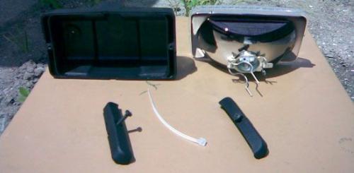 Установка противотуманок ВАЗ 2107