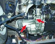 Инструкция по замене масла в коробке ВАЗ 2108
