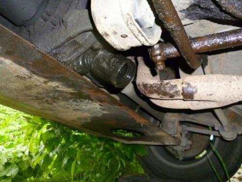 Как заменить сальник штока коробки передач ВАЗ 2108-2109