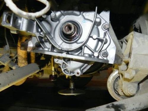 Самостоятельная замена масляного насоса ВАЗ 2110