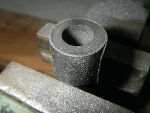 Устранение дребезжания рычага коробки переключения передач на ВАЗ 2114