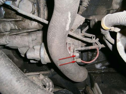Самостоятельное снятие стартера ВАЗ 2115
