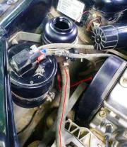 Замена жидкости ГУР ВАЗ 2115 без обращения в СТО