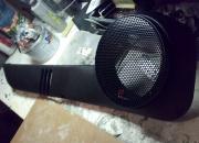 Как без обращения в СТО сделать акустические подиумы на ВАЗ 2110