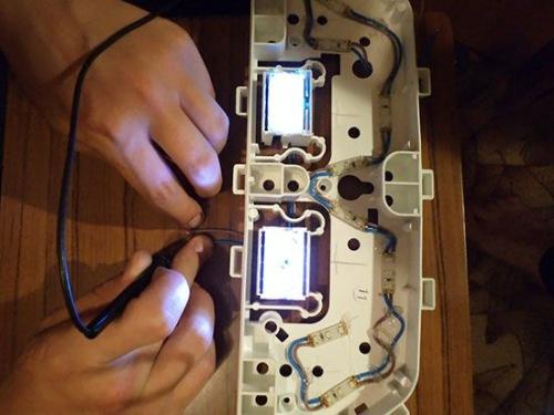 Тюнинг ВАЗ 2115: светодиодная подсветка панели приборов в домашних условиях