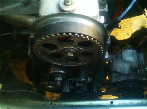 Как заменить передний сальник коленчатого вала ВАЗ 2108 в домашних условиях