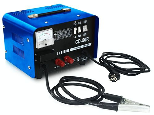 Подбор зарядного устройства для АКБ