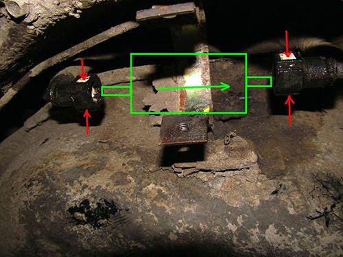 Как заменить топливный фильтр Лада Калина своими руками. Установка новой сеточки бензонасоса