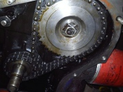 Замена цепи газораспределительного механизма (ГРМ), успокоителя, башмака натяжителя цепи, звездочки на автомобилях ВАЗ 2106