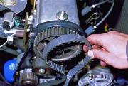 Замена ремня газораспределительного механизма на ВАЗ 2105