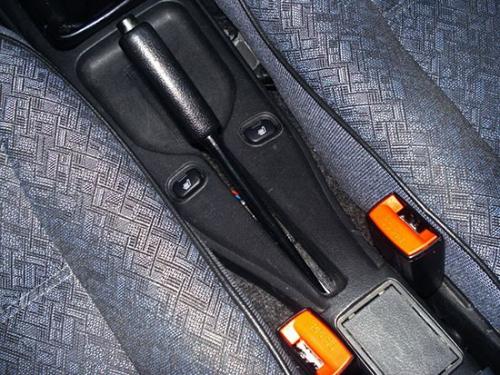 Подтяжка ручника ВАЗ 2107. Регулировка ручного тормоза