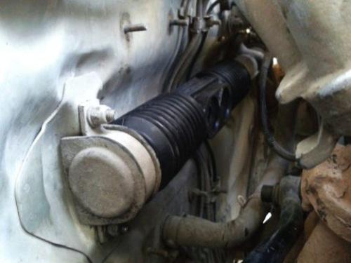 Замена пыльника на рулевой рейке ваз 2109