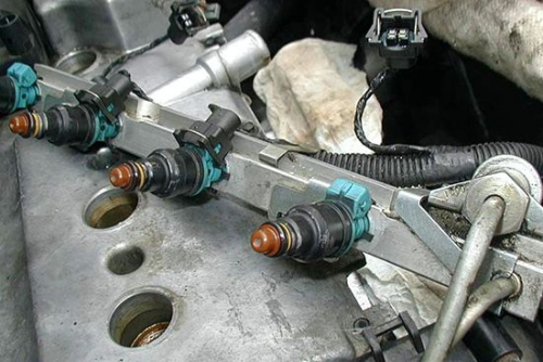 Самостоятельная промывка форсунок ВАЗ 2110