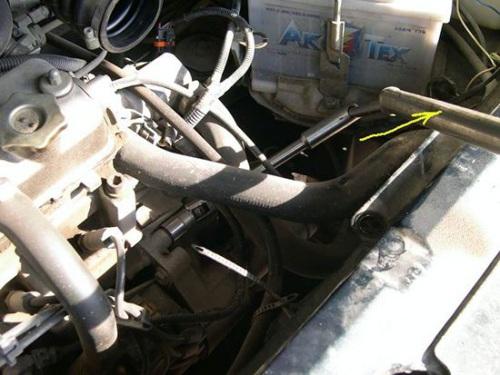Замена сцепления ВАЗ 2110 без снятия коробки и слива масла