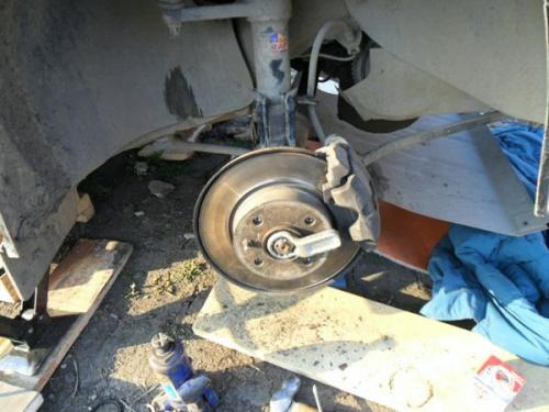 Инструкция по замене подшипника ступицы ВАЗ 2115 в домашних условиях