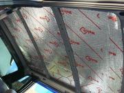 Как сделать шумоизоляцию и виброизоляцию потолка ВАЗ 2115 без обращения в СТО