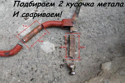 Изготовление и установка короткоходной кулисы на ВАЗ 2109