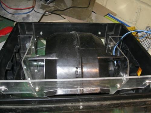 Как самостоятельно доработать печку ВАЗ 2107 посредством установки «улитки» ВАЗ 2108
